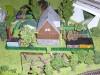 Дом с садом и огородом