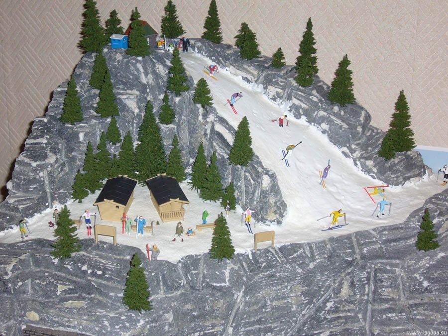 Как сделать горы из бумаги своими руками 65